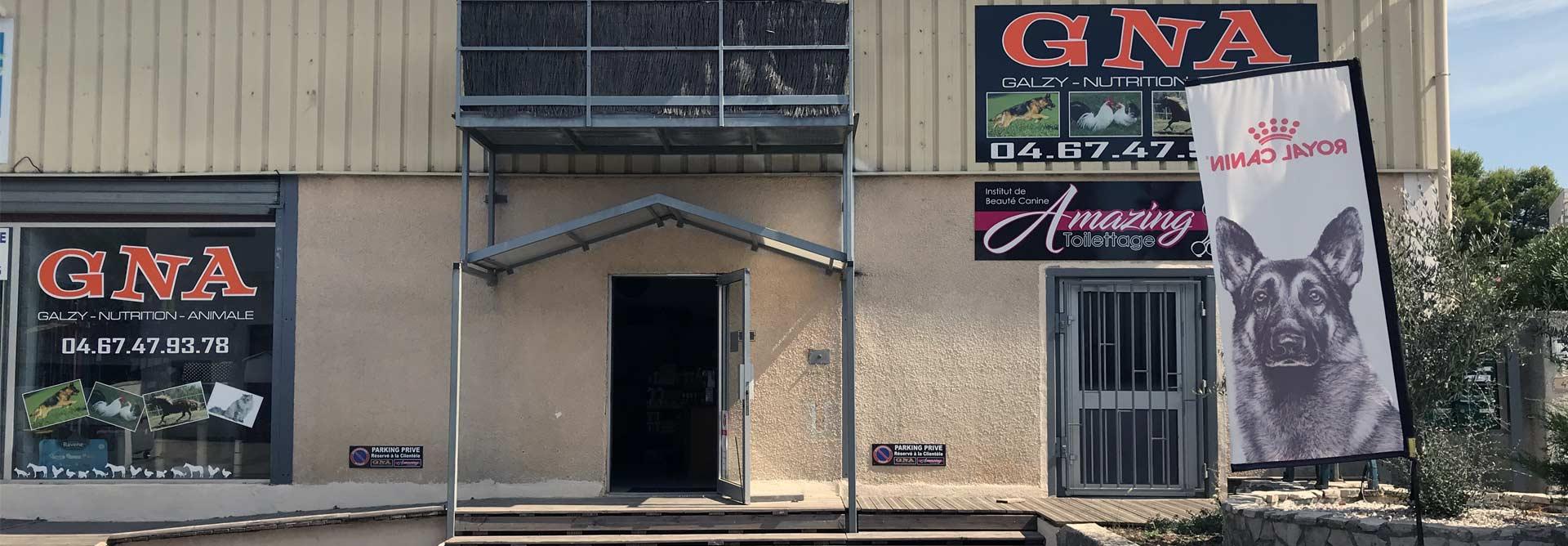 aliments pour prendre soin de votre cheval à Villeneuve-lès-Maguelone